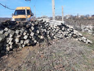Vind Stilpi din Beton Armat 60kg-80kg
