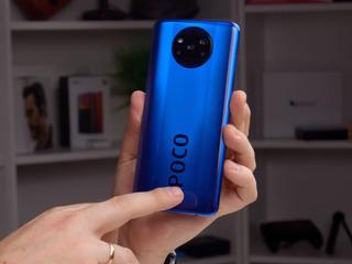 Новый Poco X3 в кредит 0%+1000 лей в подарок! Доставка беплатно!