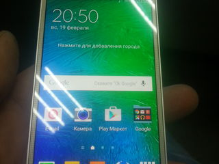 SAMSUNG GALAXY ALPHA/ G850F / GOLD / 32GB / STARE 9-10