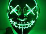 Распродажа! Неоновые маски «Судная Ночь» / Скидка 20%
