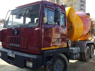 Iveco mixer( betoniera )