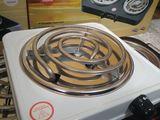Электрическая спиральная плита