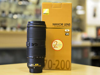 Nikon N AF-S Nikkor 70-200mm