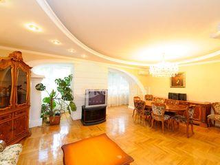 Zonă de parc ! Apartament de lux, încălzire autonomă, 170 mp, Centru, 800  € !