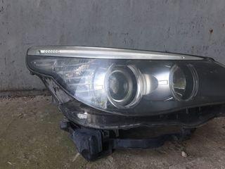 Правая фара BMW Е60 рейсинг. 2007- 2009