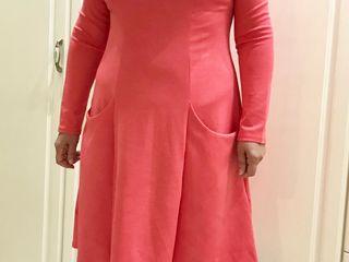Haine L: Rochie, pantaloni, costum office. Вещи L: платье, штаны 7/8, Брючный офисный костюм