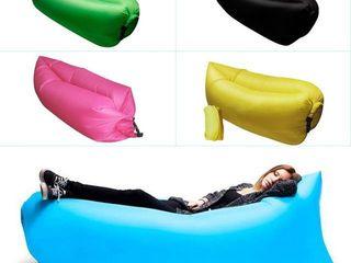 Lamzac надувной диван, очки для плавания, шапочки для плавания
