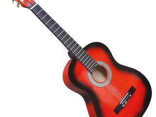 Гитара. Chitară.
