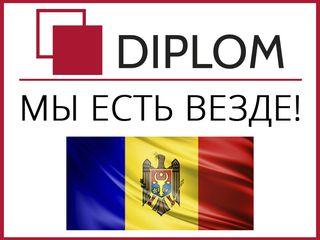 Бюро переводов Diplom работает для вас в Кишинёве, в Комрате, в Кагуле, в Дрокии и в Бельцах.