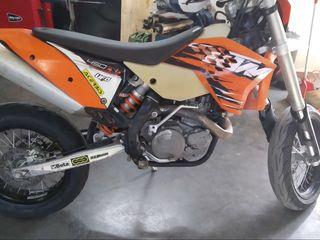 KTM Exc-r 450
