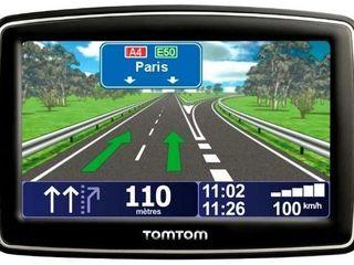 TomTom XXL IQ Routes Новые Карты 2020 - Центральная и Восточная Европа