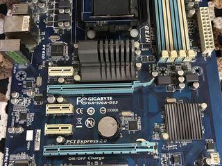 сокет АМ3+ Gigabyte GA-970A-DS3