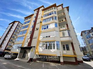 Bloc Nou! Durlești, str. Ștefan Vodă, 1 cameră + living. Euroreparație!