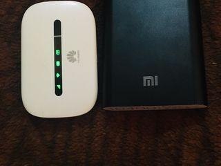 3G modem  deblocat + Power bank