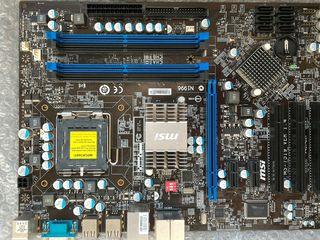 MSI P43T-C51(socket 775) DDR-2