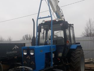 Servici de instalare piloni, Bur , Gaz 66, MTZ-82 Бур