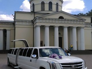 Закажи лимузин и получи скидку на свадебное платье от салона Esenia!!!