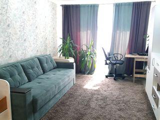 Apartament cu 1 odaie (42 m) reparat, mobilat și cu toată tehnica necesară, Telecentru.