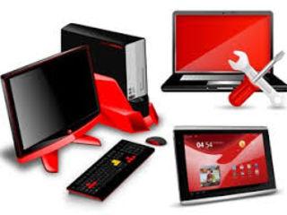 Repararea computerelor și laptopurilor HP, Samsung, Lenovo, Apple, Asus, Acer, Toshiba, Sony, Dell