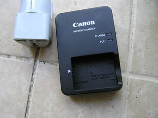 зарядка  canon CB 2 LH