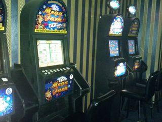 Игровые автоматы (aparate de joc/casino electronic)