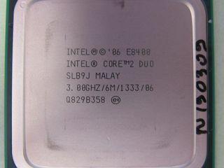 Core 2 Duo E8400 E7500 E6700 E5400 гарантия 3 мес!
