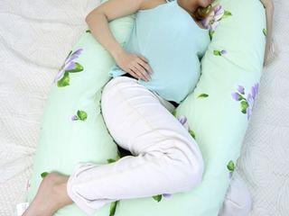 Подушка для беременных в полный рост! 450 лей! Много расцветок на выбор!