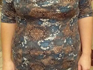 Новое платье 52 -54