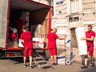Transportam materiale de constructie