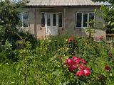 Este o casa in care poti lokui si se afla la 200  300 de metri de la traseul Balti Chisinau