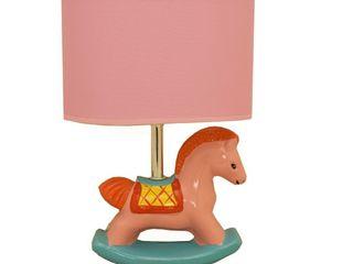 Настольная лампа 40 Вт Elmos розовая sunt mai multe modeluri