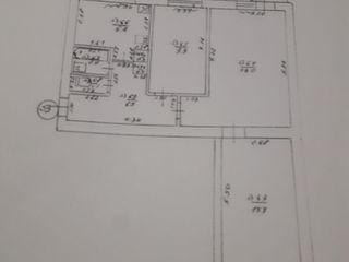 Продаю 3-х комнатную квартиру в Унгенах