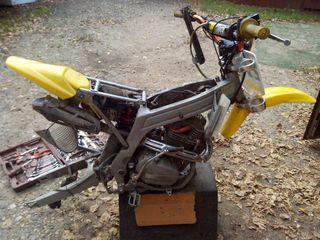 Gas Gas Pitbike-qadbike-cros