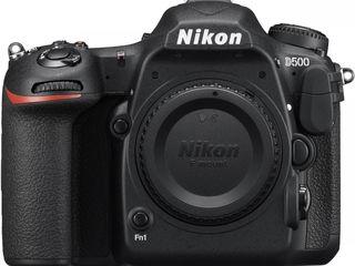 Nikon D500 body.