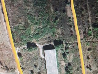 Vind 1.75ha teren la asfalt cu cladire/depozit