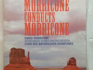Музыка Ennio Morricone, оркестр и хор под управлением Morricone (DVD-видео;Звук-PCM,Dolby;Германия)