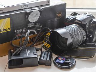 Nikon D 7000 Nikon 18-105mm f/3.5-5.6G AF-S ED DX VR.