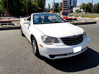 Chrysler Sebring Cabrio wedding nunta ceremonii cu sofer chirie auto rent car прокат