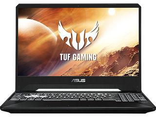Gaming asus tuf fx505du-al052, amd ryzen 7-3750h 4.0ghz, 8gb, ssd 512gb, gtx 1660ti 6gb
