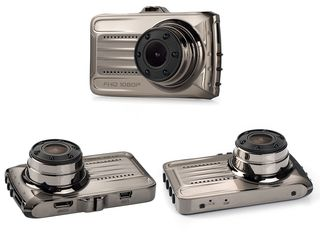 Dash Cam T666G