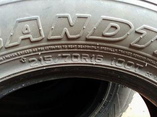 Dunlop 215/70/r16