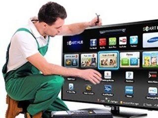 Ремонт плазменных, LCD, LED, Smart-TV.Ремонт LED подсветки.