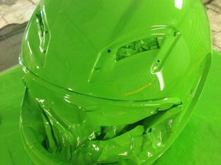 Краска  пластик  на  мототехнику
