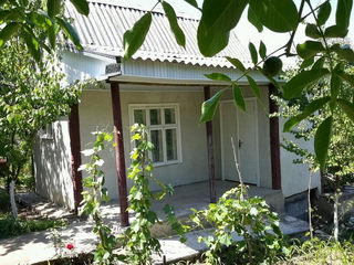 1-эт. дом-дача 30кв.м. на 6 соток земли в 2-ух км. от г. Бельцы