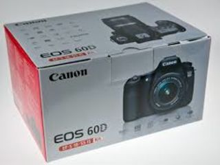 Canon EOS60D kit IS 18-55mm VR new