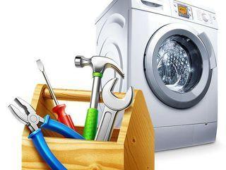 Быстрый и качественный ремонт стиральных машин на дому.
