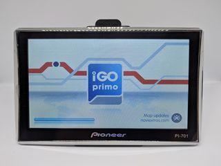 "GPS навигатор 7"" Pioneer HD-701 Гарантия! 1199 лей!"
