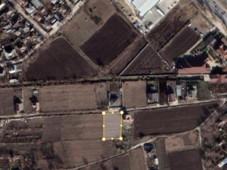 Lot pentru construcție în Măgdacești