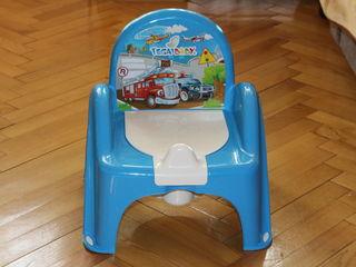 Продам горшок-стульчик новый!