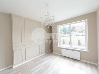 Apartament cu 2 camere, 77 mp, Buiucani, reparație euro, 62900 € !